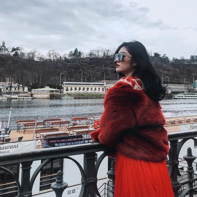 Huỳnh Tiên đầu tư loạt đồ hiệu đắt tiền cho MV quay tại Cộng hòa Séc - ảnh 2