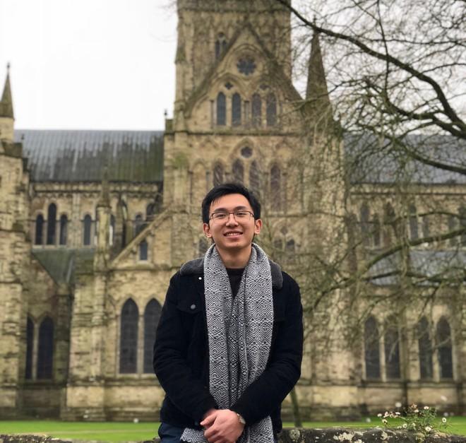 Chàng trai Hà Tĩnh chuẩn con nhà người ta: HCB Toán quốc tế, nhận học bổng tiến sĩ toàn phần khi mới học năm 3 - ảnh 2
