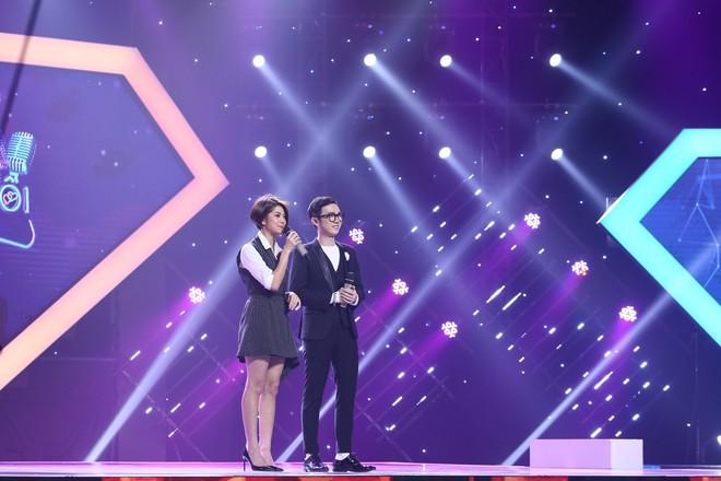 Minh Hằng ngồi ghế nóng show thực tế âm nhạc kết hợp với hẹn hò - Ảnh 5.