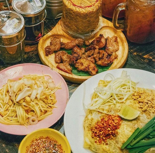 3 quán bán đồ Thái vừa ngon vừa đẹp giữa lòng Sài Gòn, bạn đã thử chưa? - ảnh 8