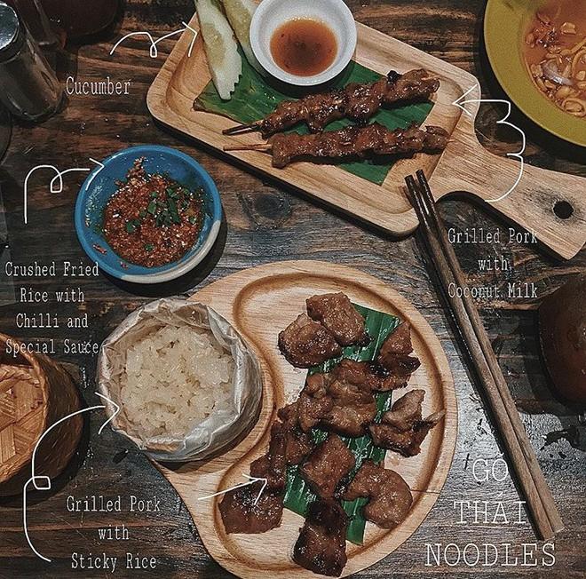 3 quán bán đồ Thái vừa ngon vừa đẹp giữa lòng Sài Gòn, bạn đã thử chưa? - ảnh 9