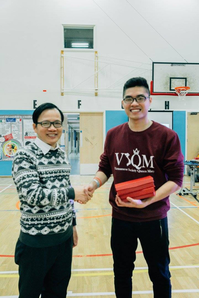 Nam sinh Việt duy nhất nhận học bổng tiến sĩ toàn phần ĐH hàng đầu nước Anh - ảnh 10