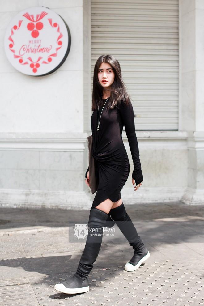 Street style giới trẻ Việt: Sài Gòn tích cực lăng xê side bag, Hà Nội vẫn mê tít mũ nồi - ảnh 5