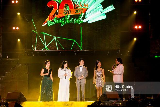 Festival âm nhạc kỉ niệm 20 năm Làn Sóng Xanh: Thiếu hấp dẫn và chưa xứng tầm - Ảnh 6.
