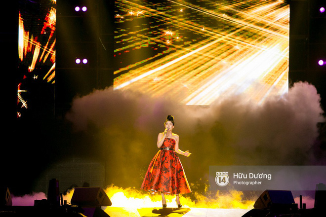 Festival âm nhạc kỉ niệm 20 năm Làn Sóng Xanh: Thiếu hấp dẫn và chưa xứng tầm - Ảnh 9.