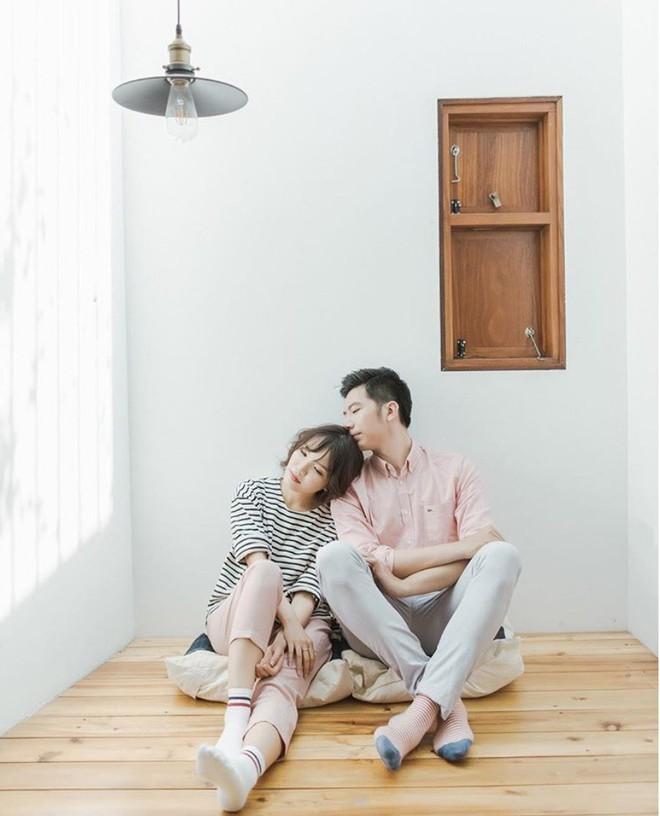 Các cặp đôi Việt gây sốt trên Instagram nhờ kho ảnh chụp chung vừa chất, vừa đáng yêu - ảnh 10