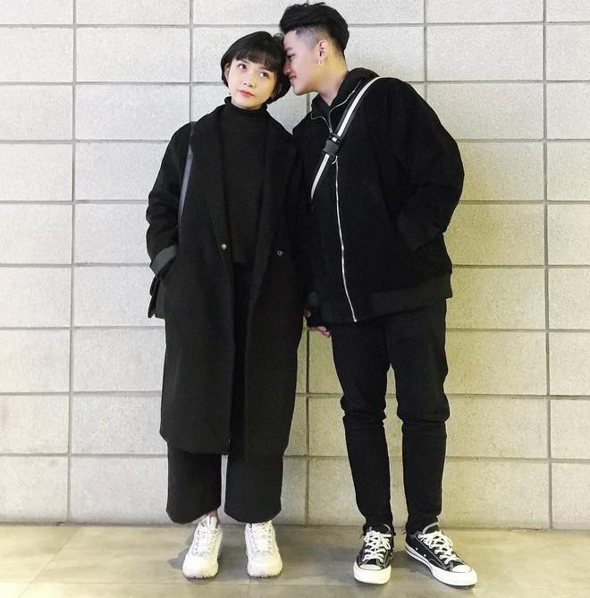 Các cặp đôi Việt gây sốt trên Instagram nhờ kho ảnh chụp chung vừa chất, vừa đáng yêu - ảnh 23