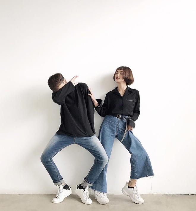 Các cặp đôi Việt gây sốt trên Instagram nhờ kho ảnh chụp chung vừa chất, vừa đáng yêu - ảnh 16