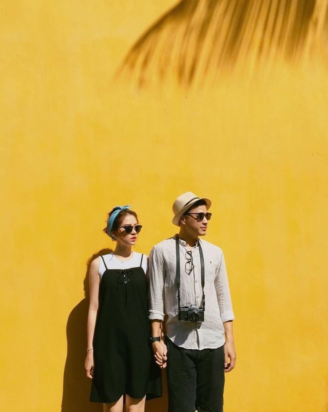 Các cặp đôi Việt gây sốt trên Instagram nhờ kho ảnh chụp chung vừa chất, vừa đáng yêu - ảnh 31