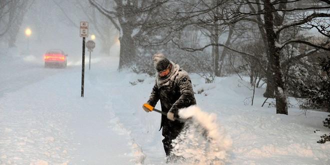 Cả thế giới đang hứng chịu cái lạnh tồi tệ, dự đoán mùa đông lạnh nhất 100 năm qua trở thành hiện thực tại nhiều nơi - ảnh 14