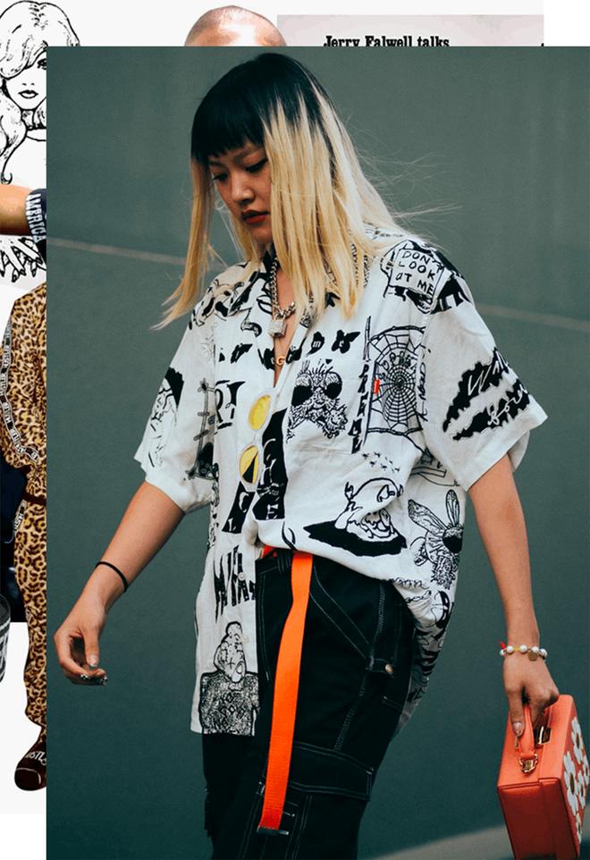 Top 9 xu hướng thời trang đường phố nổi bật nhất năm 2017 do tạp chí HYPEBEAST bình chọn - Ảnh 37.