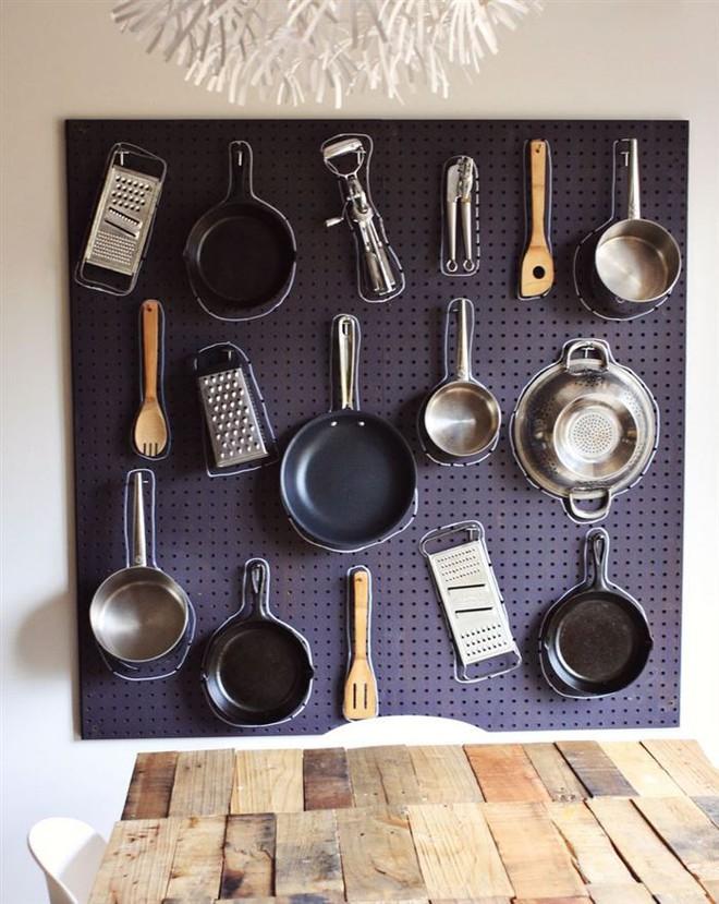 Gợi ý 12 mẹo nhỏ giúp cho căn bếp nhà bạn trở nên gọn gàng hơn - Ảnh 16.