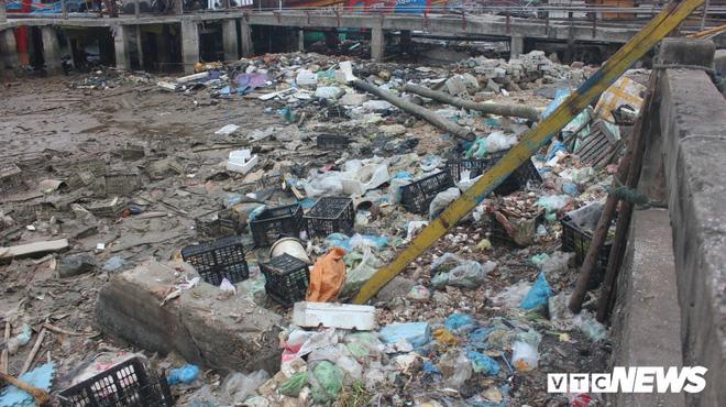 Tiểu thương xả rác vô tội vạ, sông Roòn 'chết' dần trong ô nhiễm - ảnh 1