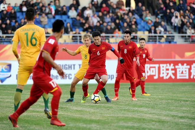 Ảnh: U23 Việt Nam làm nên lịch sử, nuôi hi vọng vào tứ kết U23 châu Á - ảnh 2