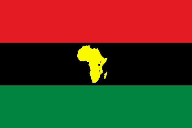 Black Liberation Flag