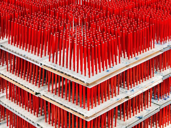 Đột nhập một trong những nhà máy sản xuất lõi bút chì cuối cùng của Mỹ, tất cả thực sự rất tuyệt vời - ảnh 12