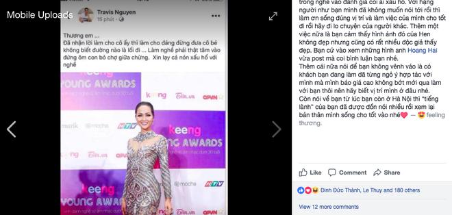 Đại chiến stylist: Chê H'Hen Niê mặc xấu, cựu stylist của Phạm Hương bị ekip tân Hoa hậu vỗ mặt - ảnh 4