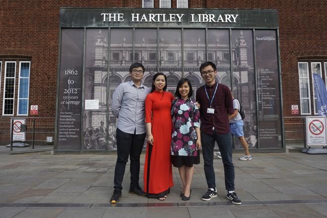 Chàng trai Hà Tĩnh chuẩn con nhà người ta: HCB Toán quốc tế, nhận học bổng tiến sĩ toàn phần khi mới học năm 3 - ảnh 6