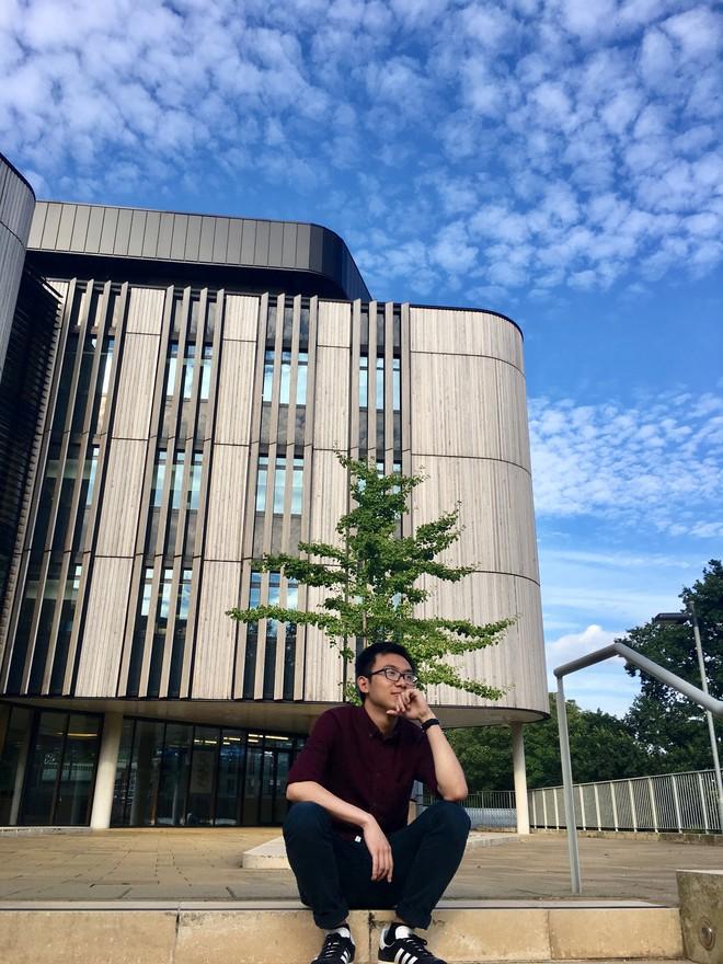 Chàng trai Hà Tĩnh chuẩn con nhà người ta: HCB Toán quốc tế, nhận học bổng tiến sĩ toàn phần khi mới học năm 3 - ảnh 7