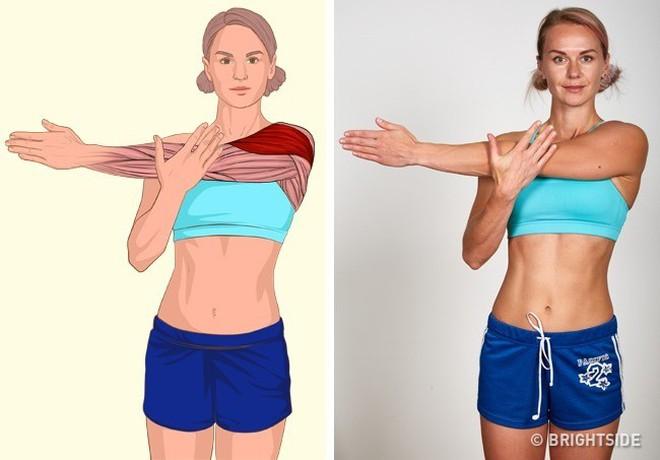 Chăm căng duỗi cơ thể mỗi ngày sẽ nhận ngay 6 lợi ích khiến ai cũng bất ngờ - ảnh 7