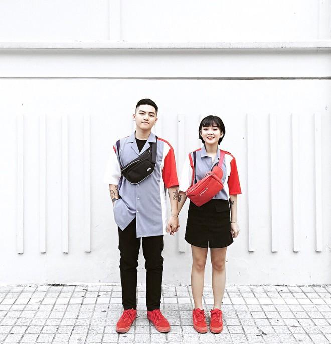 Các cặp đôi Việt gây sốt trên Instagram nhờ kho ảnh chụp chung vừa chất, vừa đáng yêu - ảnh 27