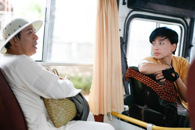 Chuyển nghề làm lơ xe, nhìn chị Đậu Xanh Ngô Thanh Vân còn soái hơn Jun Phạm - ảnh 6