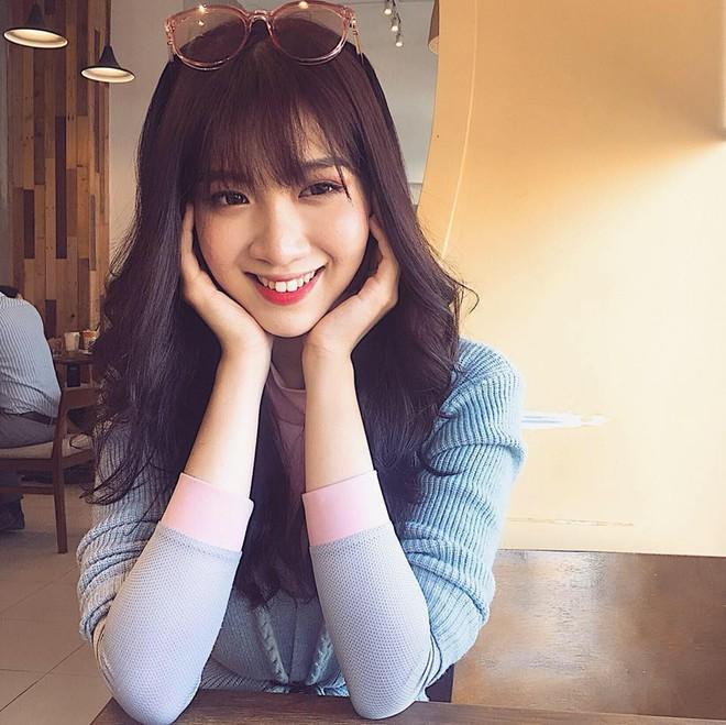 Chiêm ngưỡng nhan sắc ngọt ngào của cô gái kế vị Hương Giang đi thi Hoa hậu Chuyển giới Quốc tế 2019 - Ảnh 9.