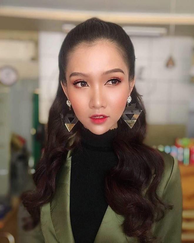 Chiêm ngưỡng nhan sắc ngọt ngào của cô gái kế vị Hương Giang đi thi Hoa hậu Chuyển giới Quốc tế 2019 - Ảnh 6.