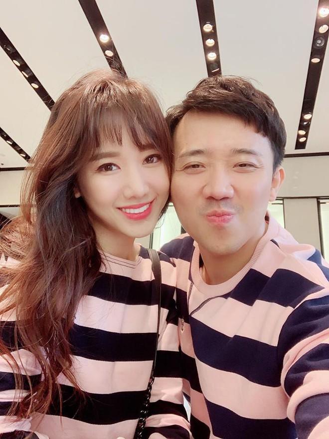 Trấn Thành và Hari Won kỷ niệm 3 năm yêu: Chàng khoe ảnh ngọt ngào, nàng hạnh phúc nhắn nhủ Cám ơn đã yêu tôi nha - ảnh 2