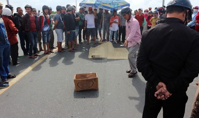 Trên đường đi học về, nữ sinh 18 tuổi ở Đà Nẵng chết thảm dưới bánh xe tải - Ảnh 2.
