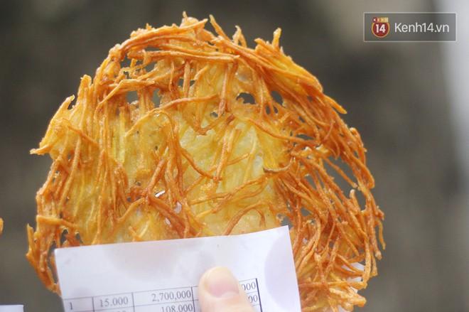 Hàng bánh khoai tăm chỉ có 1 ở Hà Nội, đố ai tìm được hàng thứ 2 - Ảnh 3.