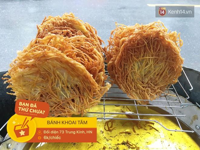Hàng bánh khoai tăm chỉ có 1 ở Hà Nội, đố ai tìm được hàng thứ 2 - Ảnh 6.