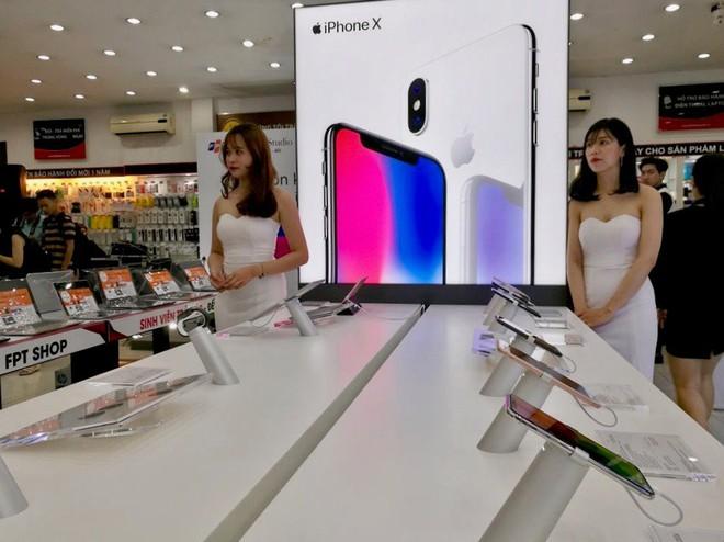 iPhone nào bán chạy nhất tại Việt Nam năm 2018? - Ảnh 1.