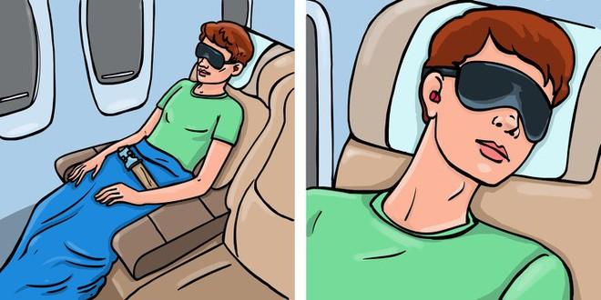 4 bí quyết giúp trải nghiệm đi máy bay của bạn được thoải mái nhất có thể - Ảnh 3.