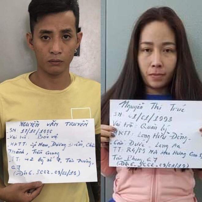 Lời khai của nữ quản lý và bảo vệ cơ sở Spa Lily tổ chức bán dâm cho khách ngoại quốc ở Sài Gòn - Ảnh 1.