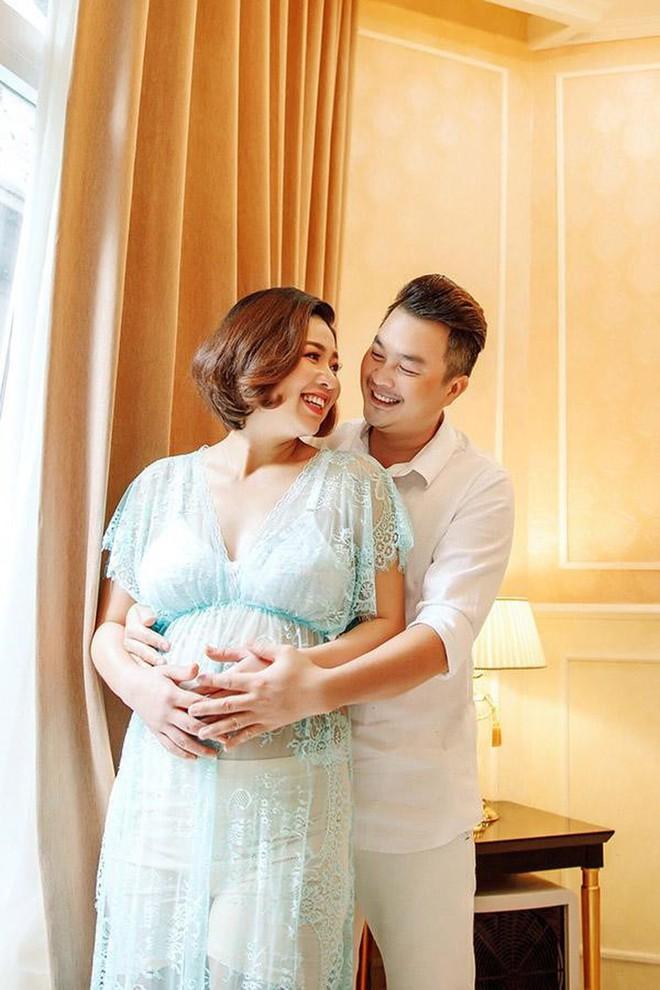 Lê Khánh lên tiếng về tin đồn tiếp tục mang thai dù vừa sinh con chỉ hơn 2 tháng - Ảnh 2.