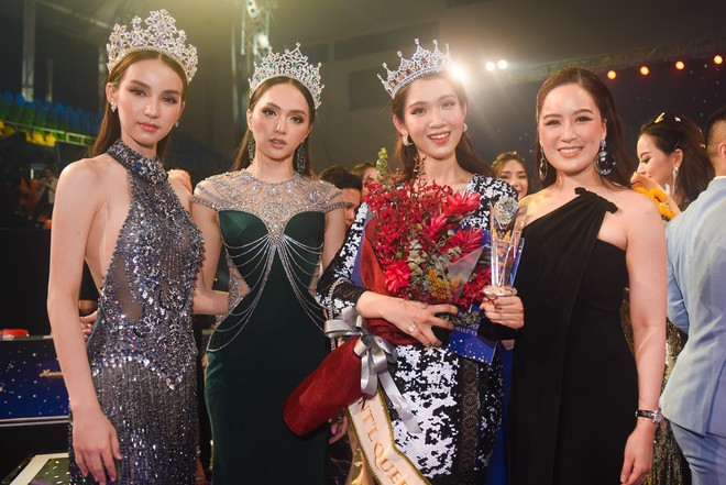 Chiêm ngưỡng nhan sắc ngọt ngào của cô gái kế vị Hương Giang đi thi Hoa hậu Chuyển giới Quốc tế 2019 - Ảnh 2.