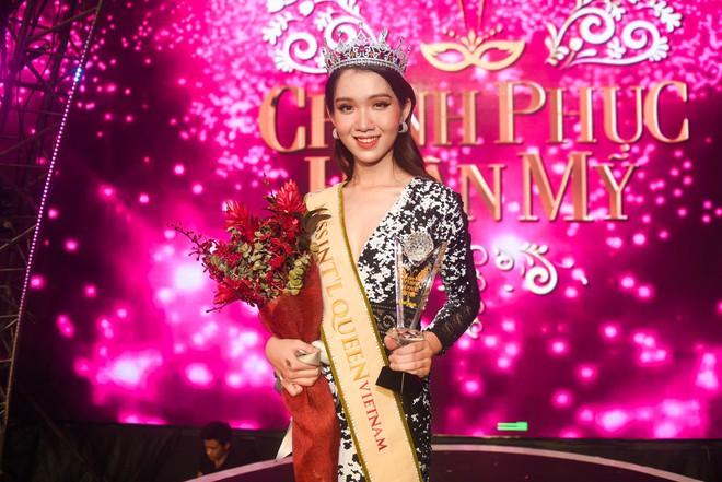 Chiêm ngưỡng nhan sắc ngọt ngào của cô gái kế vị Hương Giang đi thi Hoa hậu Chuyển giới Quốc tế 2019 - Ảnh 1.