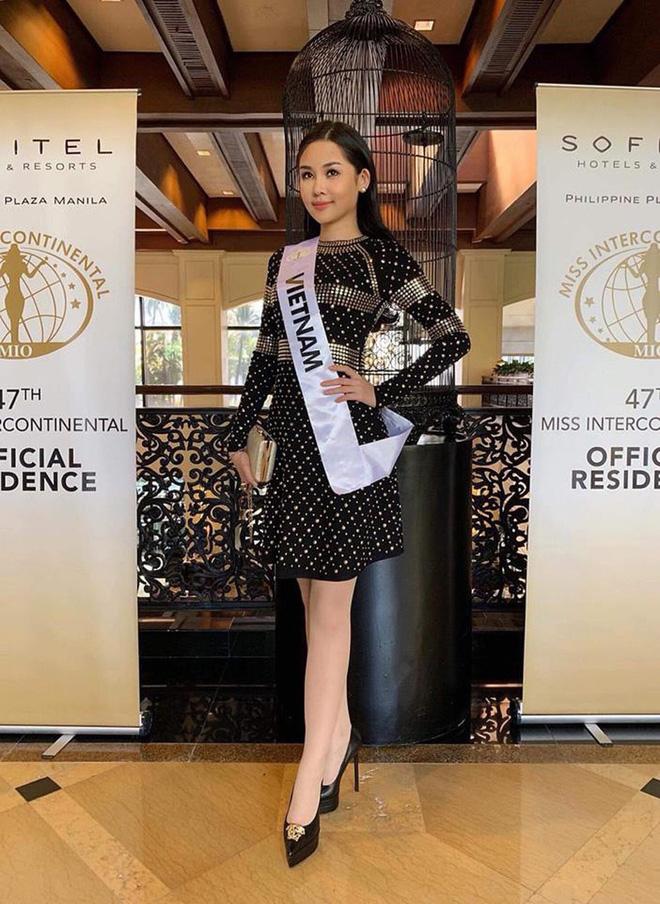 Dân mạng đồng lòng tố Ngân Anh thi chui trên fanpage Miss Intercontinental 2018 - Ảnh 1.