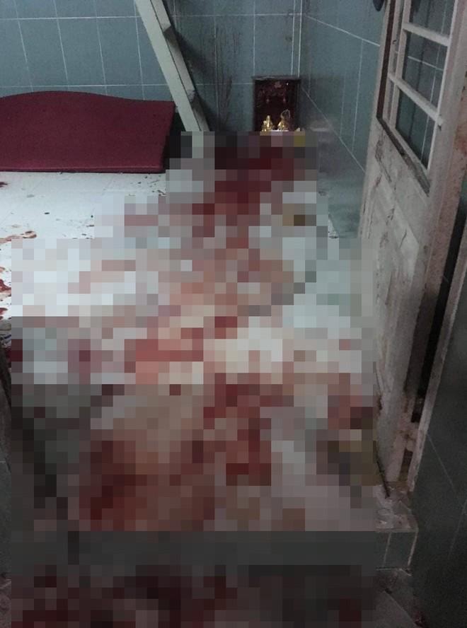 Bắt 2 đối tượng trong băng nhóm giang hồ truy sát 4 thanh niên nguy kịch trong phòng trọ ở Sài Gòn - ảnh 2