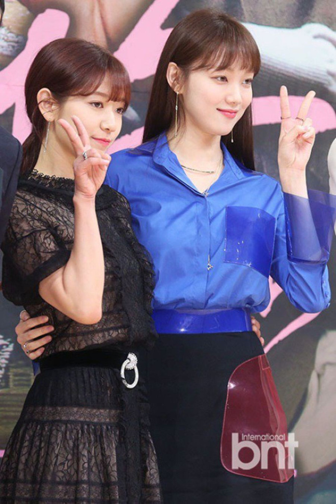 Ngoài Jisoo, Lisa (Black Pink), dàn mỹ nhân đẹp xuất chúng này từng chịu cảnh làm nền cho người kém sắc hơn - ảnh 17