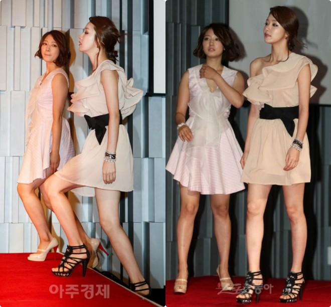 Ngoài Jisoo, Lisa (Black Pink), dàn mỹ nhân đẹp xuất chúng này từng chịu cảnh làm nền cho người kém sắc hơn - ảnh 18
