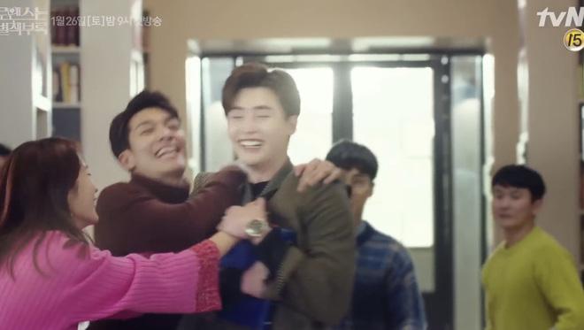 Vợ mỹ nhân của Won Bin ở tuổi U40 vẫn nhún nhảy tưng bừng ăn đứt Lee Jong Suk - ảnh 6