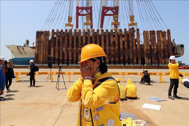 Mỗi nạn nhân sống sót trong vụ chìm phà Sewol được bồi thường khoảng 71.000 USD - ảnh 1