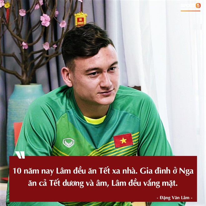 Tuyển thủ Việt Nam rưng rưng trải lòng về những cái Tết xa nhà - ảnh 7
