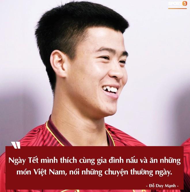 Tuyển thủ Việt Nam rưng rưng trải lòng về những cái Tết xa nhà - ảnh 10