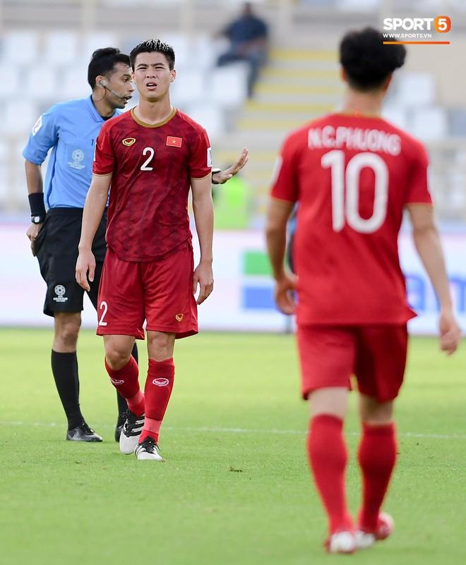 Lần đầu tiên 2 chàng ngự lâm Duy Mạnh - Đình Trọng cùng vắng bóng trong đội hình tuyển Việt Nam - ảnh 1