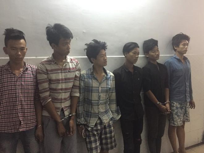 Nhóm thiếu niên thuê khách sạn phê ma tuý tập thể rồi gặp đâu cướp đó ở Sài Gòn - Ảnh 1.