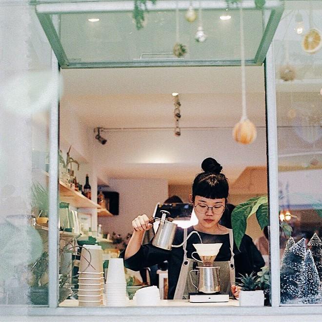Đầu năm ghé thăm Đài Bắc, nhất định phải đi ngay 3 quán cà phê vừa đẹp vừa ngon này! - Ảnh 5.