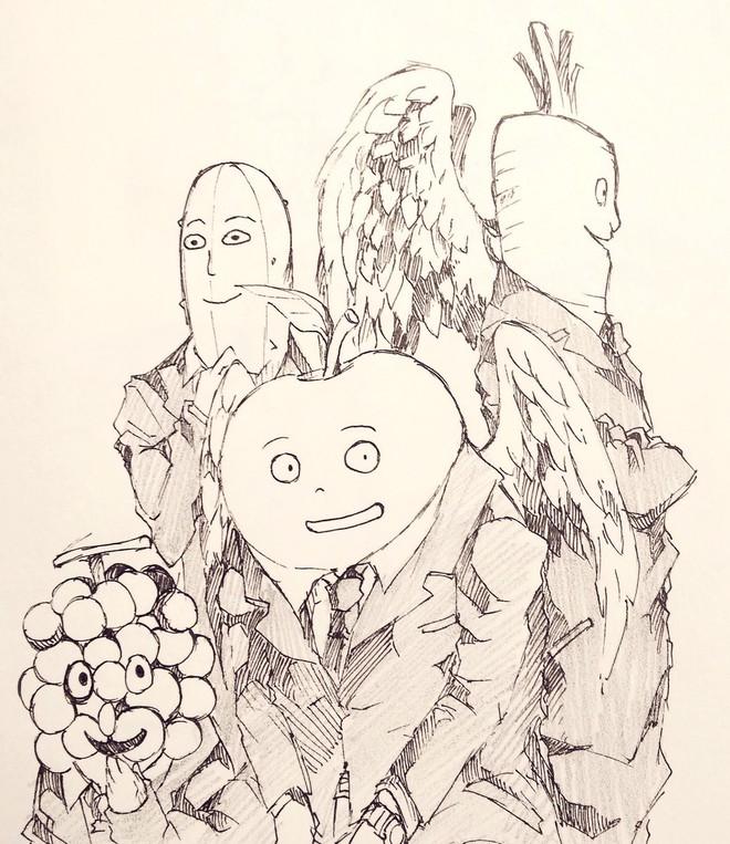 Nhật Bản: Bài thi tiếng Anh liên quan đến rau củ có cánh khiến Internet ngáo ngơ vì quá dị - Ảnh 6.